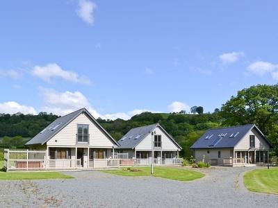 Lodge 1, Powys, Llangunllo