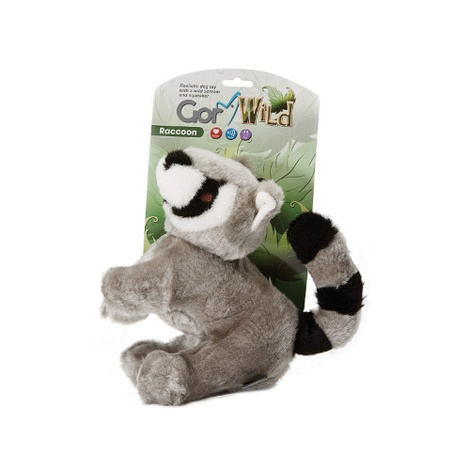 Gor Wild Dog Toy - Raccoon