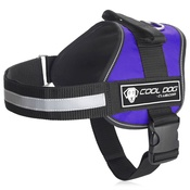 Cool Dog Club - Cool Dog K9 Trek Harness in Purple