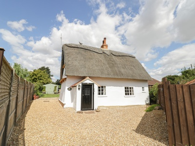 The Little Thatch Cottage, Bedfordshire, Bedford