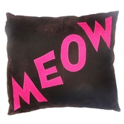 Creature Clothes - Cat Nappa Meow – Chocolate/Pink