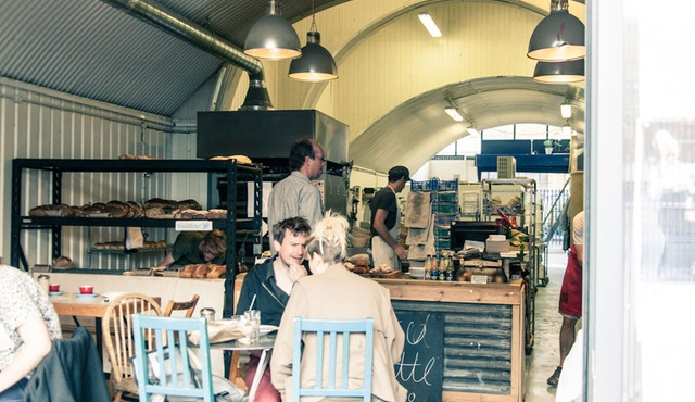 The E5 Bakehouse London 3