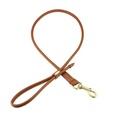 Sitwell Tubular Dog Lead – Brown