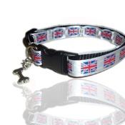 Zukie Style - UK British Union Small Dog Puppy Charm Collar