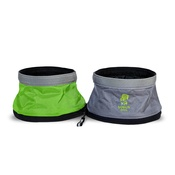 Dublin Dog - Nomad Pet Travel Bowls – Wasabi Green