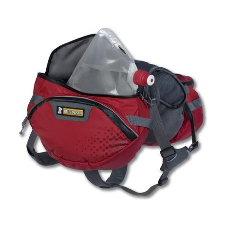 Ruffwear Palisades Dog Pack - Red Currant 2