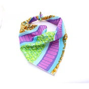Pet Pooch Boutique - Purple Nile African Dog Bandana