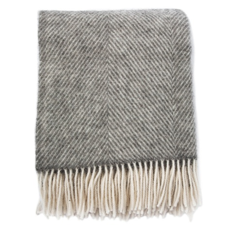 Herringbone Wool Blanket