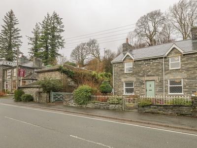 Elen's Cottage, Dyfed, Dolwyddelan