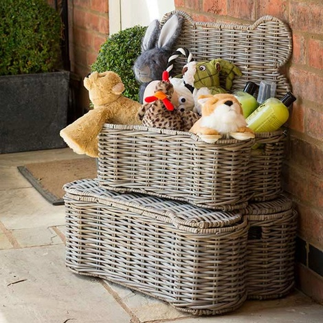 EXCLUSIVE Small Rattan & 5 Toys 2