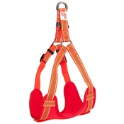 Long Paws - Comfort Dog Harness – Orange