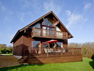 Ash Lodge - Retallack, Cornwall