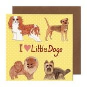 Kate Garey - Sausage Dog Card