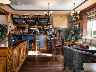 The Lindisfarne Inn, Northumberland, Berwick-upon-Tweed