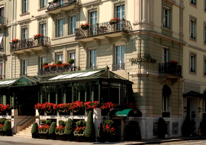Hotel d'Angleterre, Geneva 1