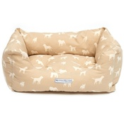 Mutts & Hounds - Biscuit Boxy Bed