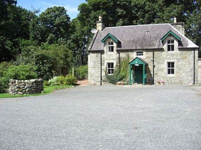 The Coach House, South Ayrshire, Girvan