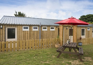 Primrose Yurt, Cornwall 5
