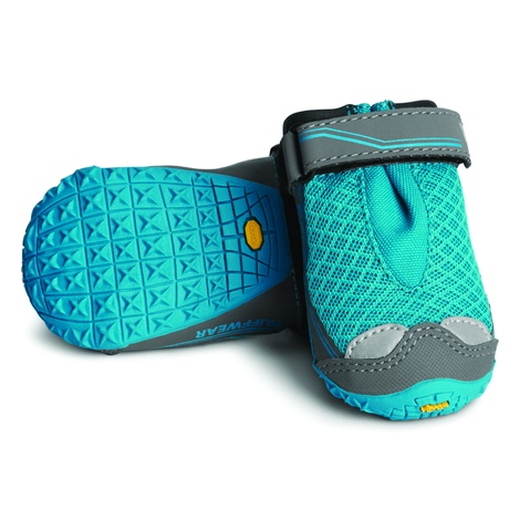 Grip Trex Dog Boots – Blue Spring