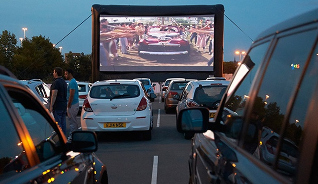 Drive In Cinema 4