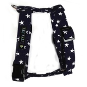 Ditsy Pet - Midnight Star Dog Harness