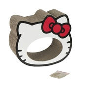 Hello Kitty - Hello Kitty Scratchastic Cardboard Cat Scratcher - Whi