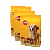 Pedigree - Complete Chicken/Rice Dog Food x 3