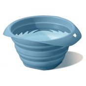 Kurgo - Collaps-a-Bowl - Blue