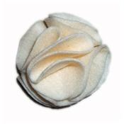 Zukie Style - Ivory Dog Collar Flower