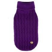 Chihuy - Braided Cashmere Dog Sweater