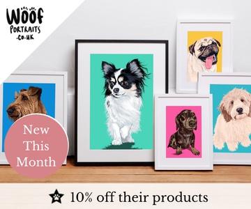 Woof Portraits