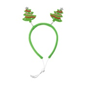 House of Paws - Christmas Tree Dog Headband