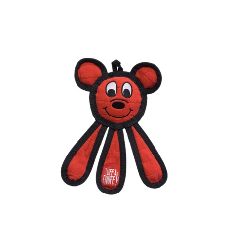 Dangles Mouse Squeaky Dog Toy 2