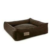 Bowl&Bone Republic - Urban Dog Bed - Brown