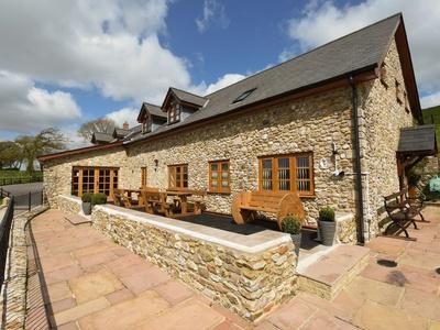 The Barn, Devon, Southleigh