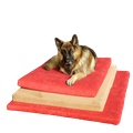 Foam Dog Bed - Flame 2