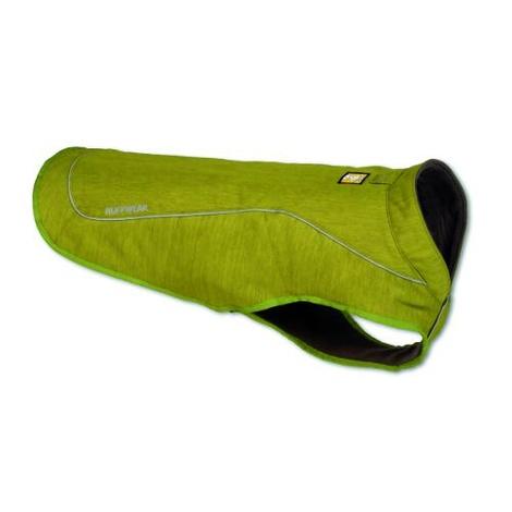 K-9 Overcoat Utility Jacket - Forest Green