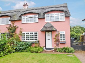 Ketch Cottage, Norfolk