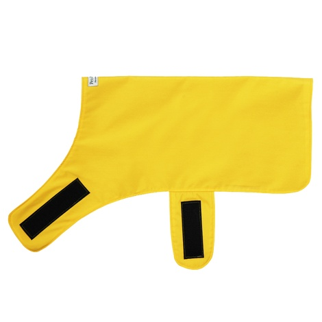 Pawditch Yellow Dog Coat 2