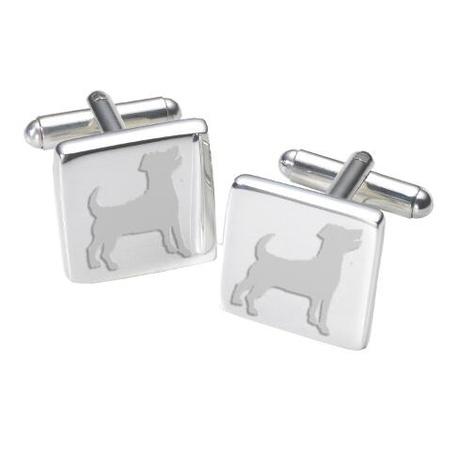 Cufflinks - Jack Russell Terrier