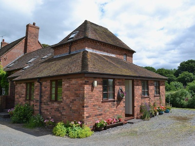 The Oast House, Shropshire, Nash