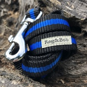 Reg&Bob - Blue Dog Lead