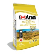 Nutram - Nutram Small Breed Allergy Care Dry Dog Food 3kg