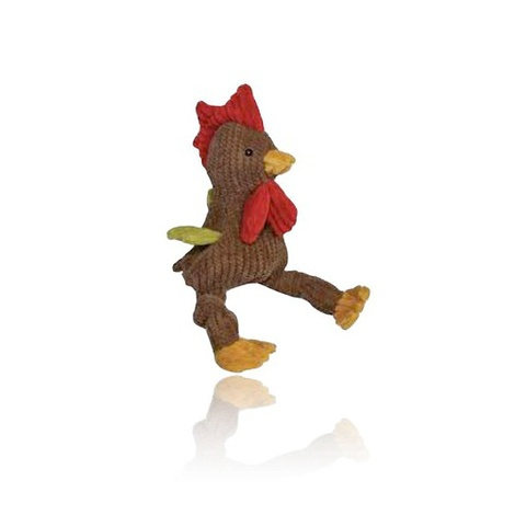 Knotties Rooster Dog Toy