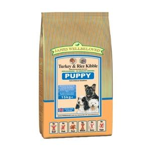 Puppy Turkey & Rice Dog Food