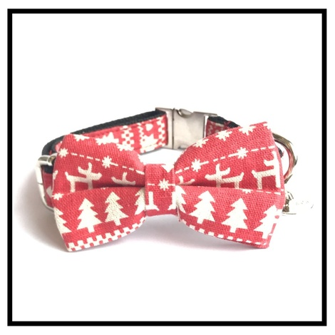 The Finland Bow Tie Collar