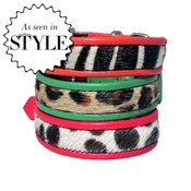 Holly&Lil - Safari Cat Collars