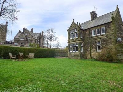 Whitworth Lodge, Matlock