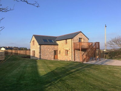 The Hayloft, Cornwall, Trewithick Road