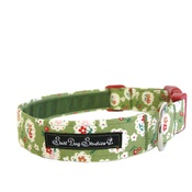 Salt Dog Studios - Salt Dog Studio Betsy Green Dog Collar